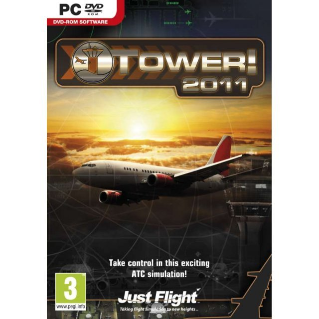 Tower! 2011 (DVD-ROM)