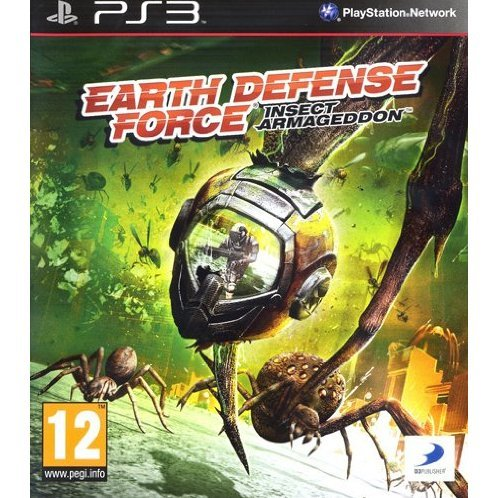 Earth Defence Force - Insect Armageddon