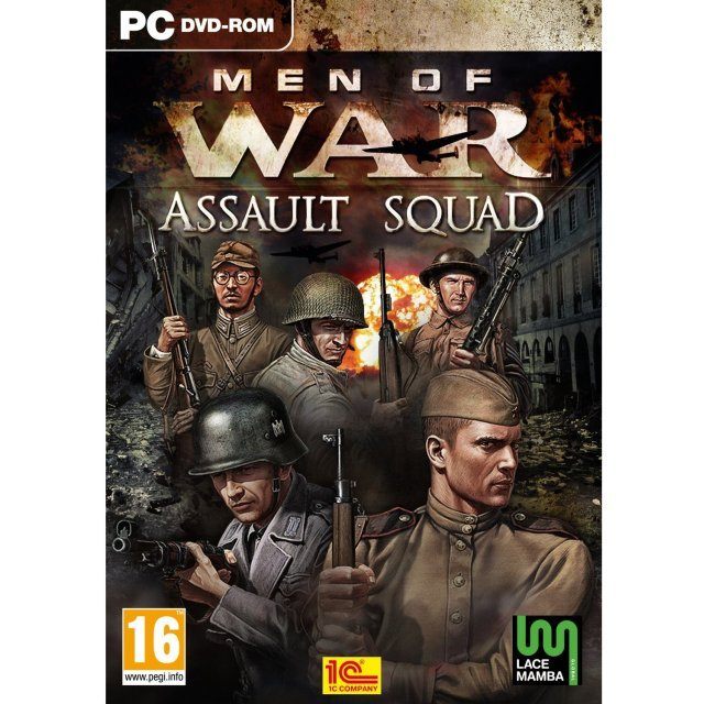 Men Of War: Assault Squad (DVD-ROM)