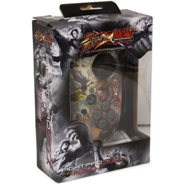 Street Fighter Vs. Tekken Fight Pad SD - Sagat Edition
