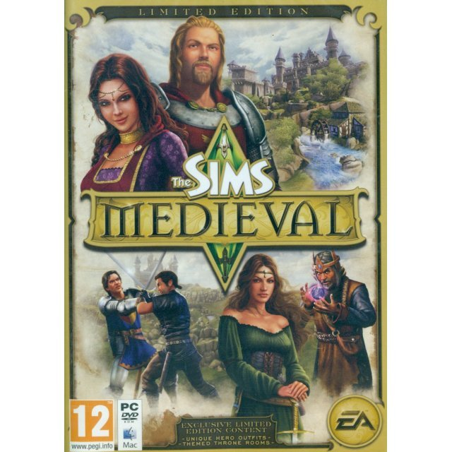 The Sims: Medieval (Limited Edition) (DVD-ROM)