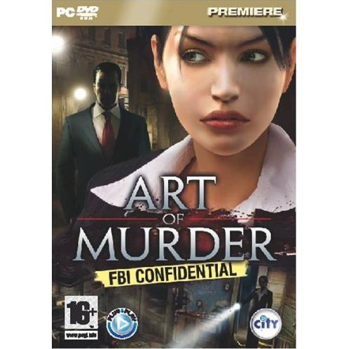 Art of Murder: FBI Confidential (DVD-ROM)