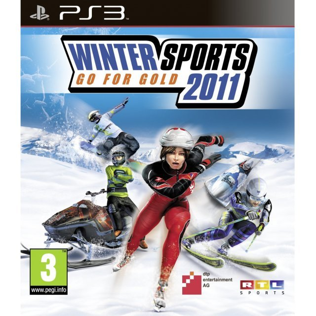 Winter Sports 3: Go for Gold