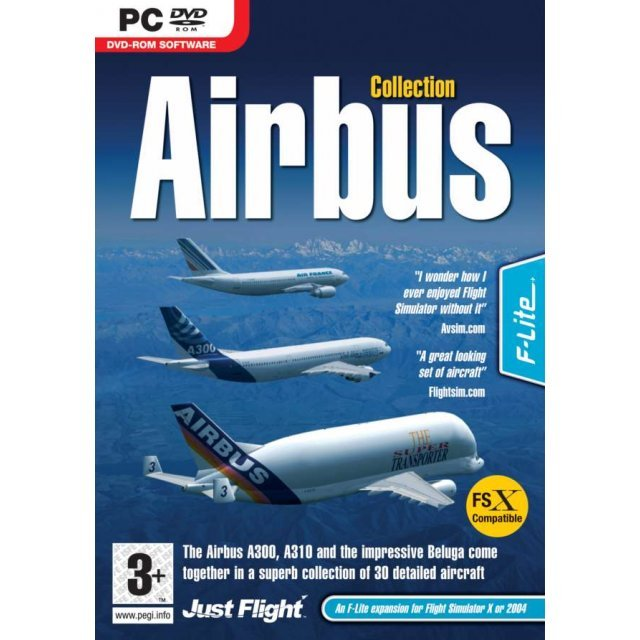 Airbus Collection (DVD-ROM)