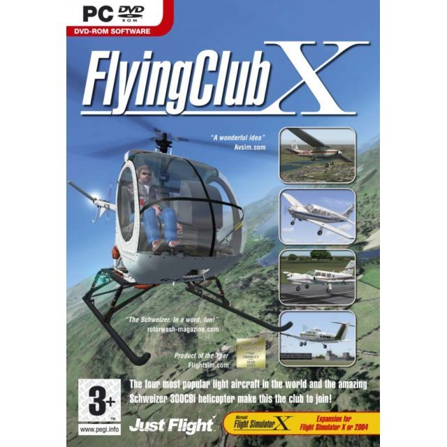 Flying Club X (DVD-ROM)