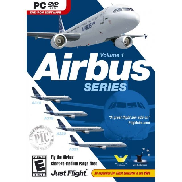 Airbus Series - Volume 1 (DVD-ROM)