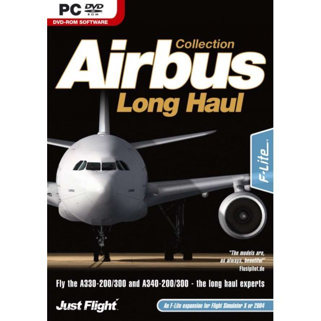 Airbus Collection: Long Haul (DVD-ROM)
