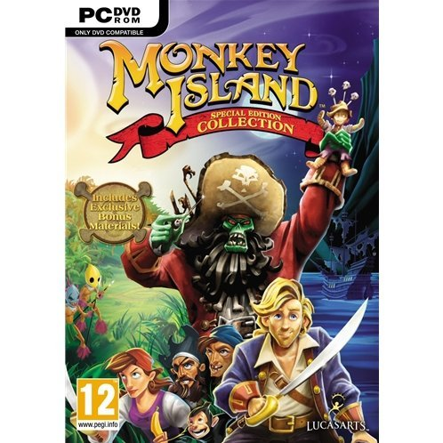 Monkey Island: Special Edition Collection (DVD-ROM)