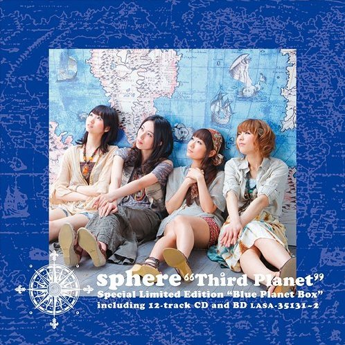 Third Planet [CD+Blu-ray Limited Edition]