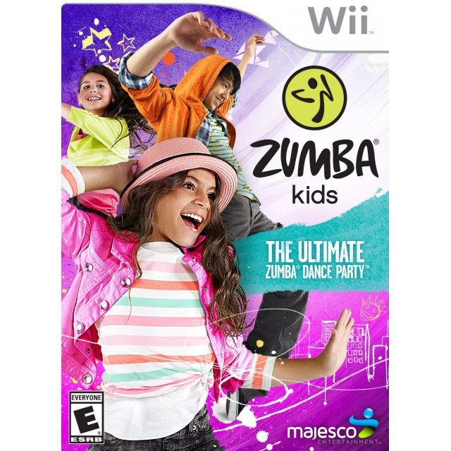 Zumba Kids : The Ultimate Zumba Dance Party