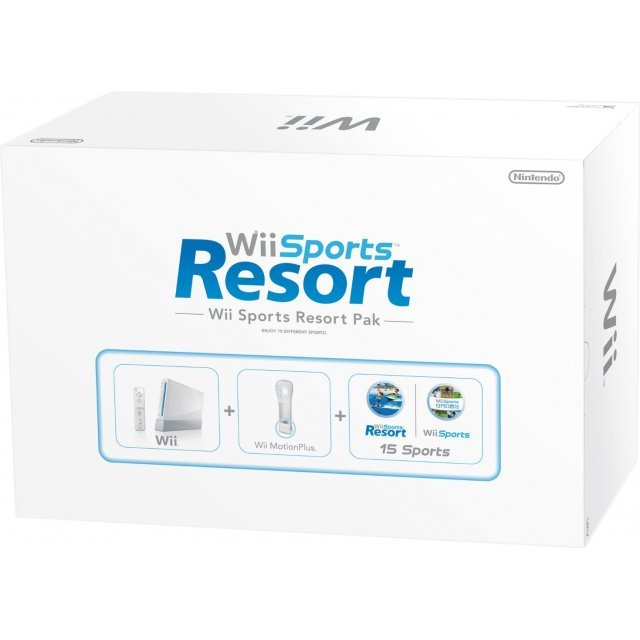 Nintendo Wii Bundle (incl. Wii Sports & Wii Sports Resort)