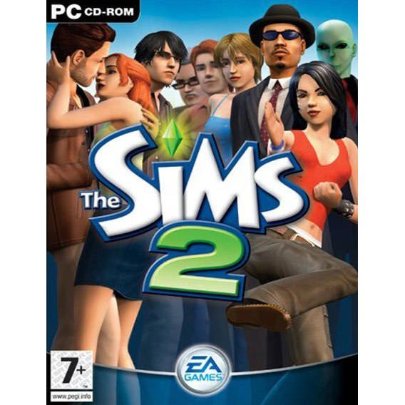 The Sims 2 (DVD-ROM)
