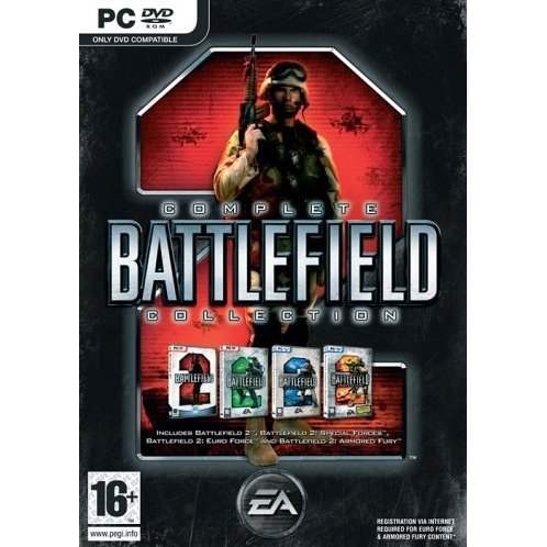 Battlefield 2: Complete Collection (DVD-ROM)
