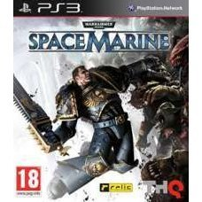 Warhammer 40,000: Space Marine Game + Golden Chainsword Weapon Code