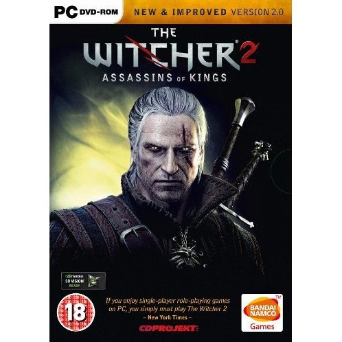 The Witcher 2: Assassins of Kings - Version 2 (DVD-ROM)