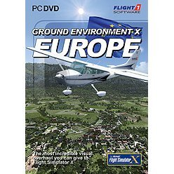 Ground Environment X: Europe (DVD-ROM)