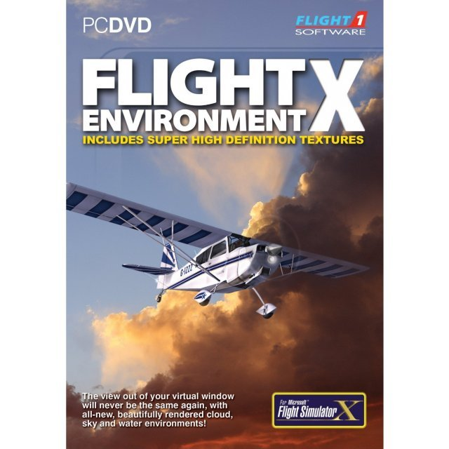 Flight Environment X (DVD-ROM)