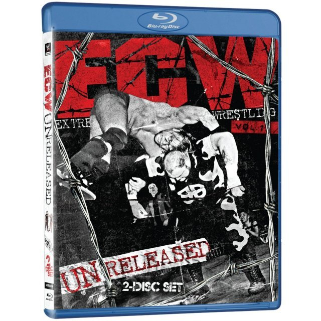 WWE: ECW Unreleased Volume 1