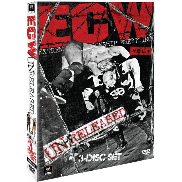 WWE: ECW Unreleased Vol. 1