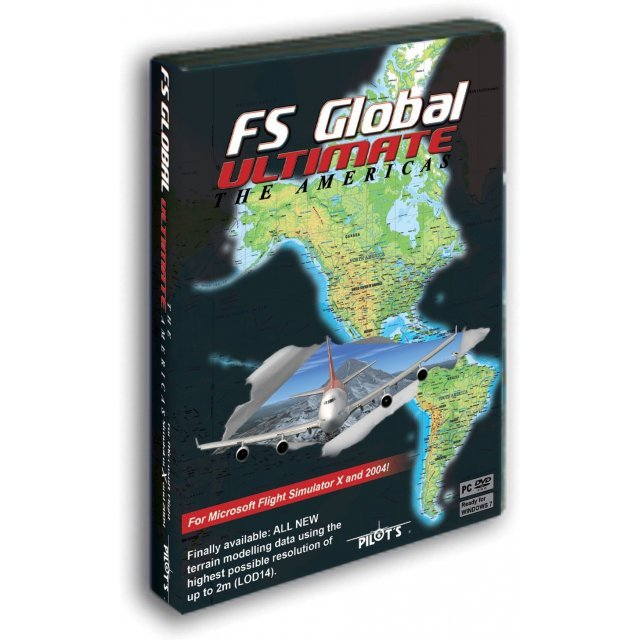 FS Global Ultimate - The Americas (DVD-ROM)