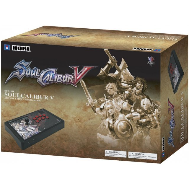 Hori Officially Licensed Soul Calibur V Fight Stick 3
