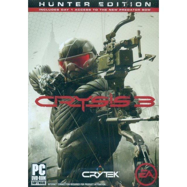 Crysis 3 (Hunter Edition) (DVD-ROM) (English Version)