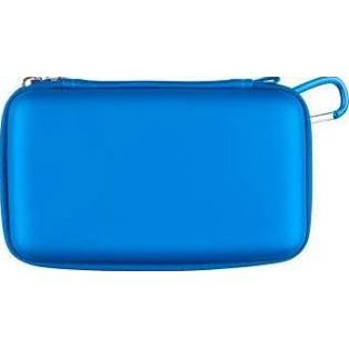 Semi Hard Case Wide (Blue)