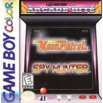 Midway presents Arcade Hits: Moon Patrol / Spy Hunter