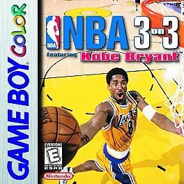 NBA 3 on 3 Featuring Kobe Bryant