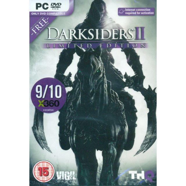 Darksiders II (Limited Edition) (DVD-ROM)