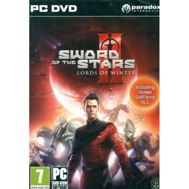 Sword of the Stars II: Lords of Winter (DVD-ROM)