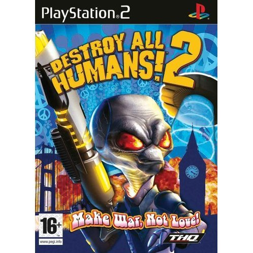 Destroy All Humans! 2