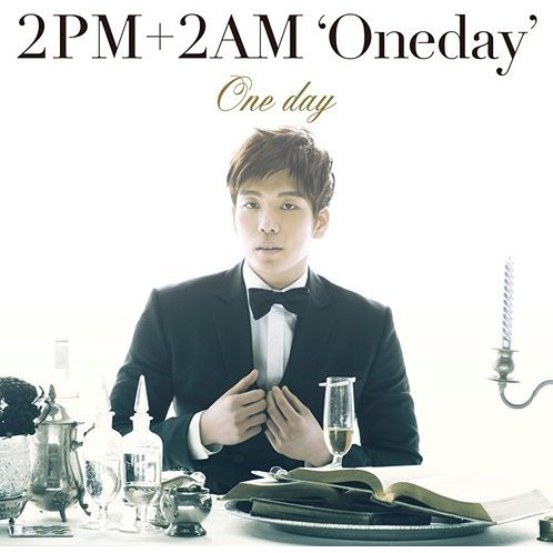 One Day [Limited Edition Type H Changmin Solo Jacket]