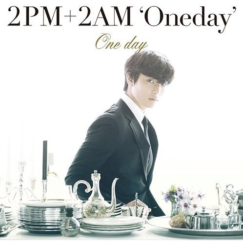 One Day [Limited Edition Type K Jinwoon Solo Jacket]