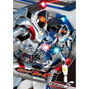 Kamen Rider Fourze Vol.6