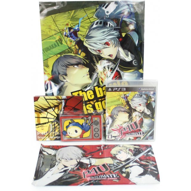 Persona 4 The Ultimate in Mayonaka Arena [Famitsu DX Pack]
