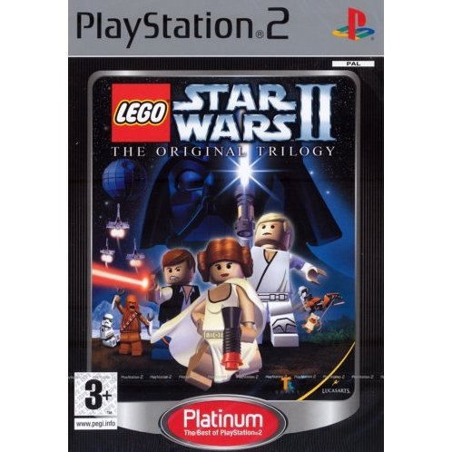 LEGO Star Wars 2: The Original Trilogy (Platinum)