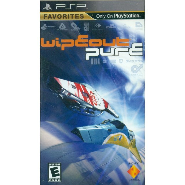 Wipeout Pure (Favorites)