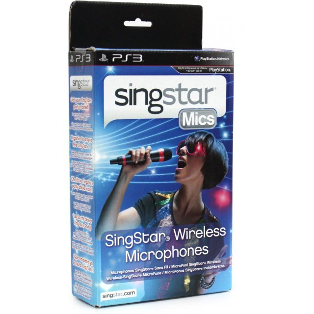 SingStar Wireless Microphones - Standalone