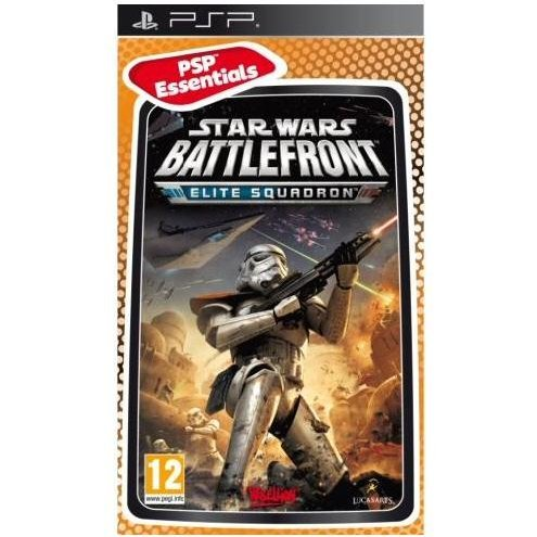 Star Wars Battlefront: Elite Squadron (PSP Essentials)