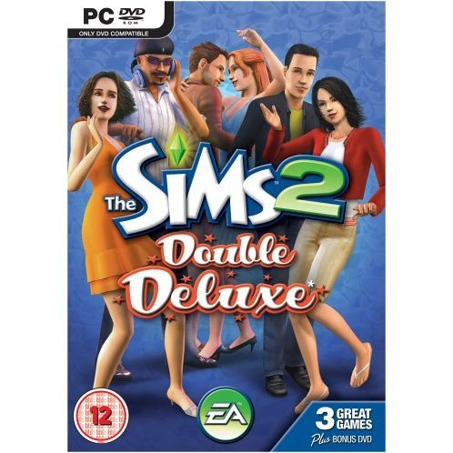 The Sims 2 Double Deluxe (DVD-ROM)