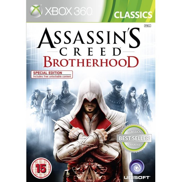 Assassin's Creed: Brotherhood (Classics)