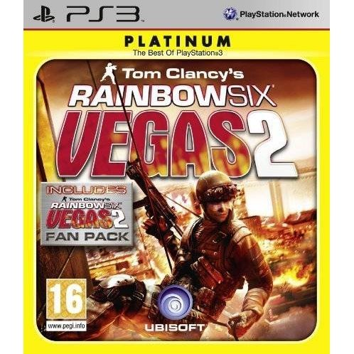 Tom Clancy's Rainbow Six Vegas 2 (Complete Edition Platinum)