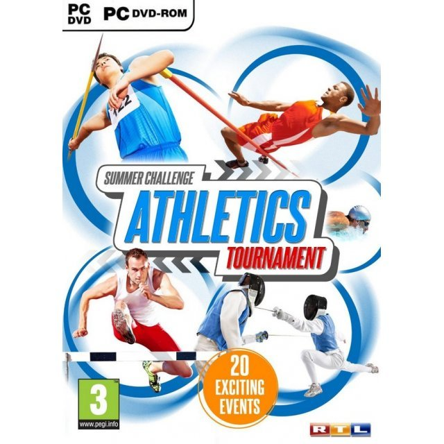 Athletics Tournament (DVD-ROM)