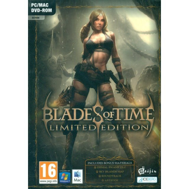 Blades of Time (Limited Edition) (DVD-ROM)