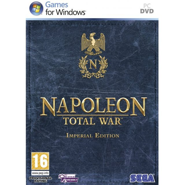 Napoleon: Total War - Imperial Edition (DVD-ROM)
