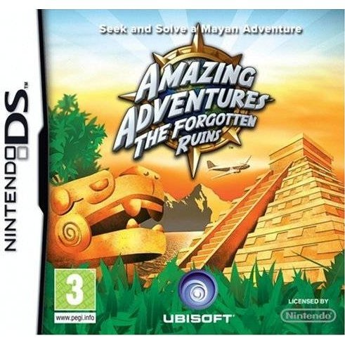 Amazing Adventures: The Forgotten Ruins
