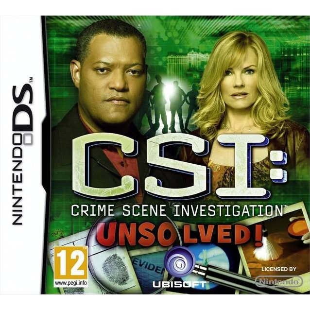 CSI: Crime Scene Investigation: Unsolved!