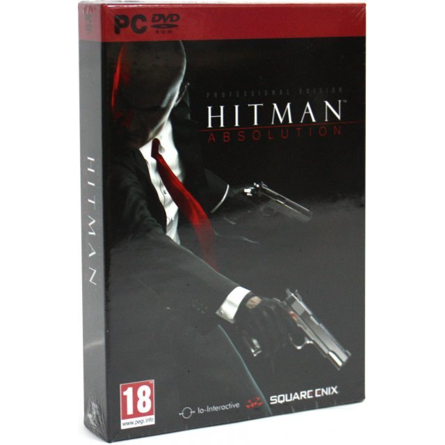 Hitman: Absolution (Professional Edition with Bonus Sniper Challenge) (DVD-ROM)