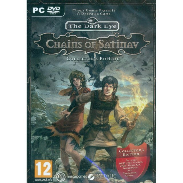 The Dark Eye: Chains of Satinav (DVD-ROM) (Collector's Editon)